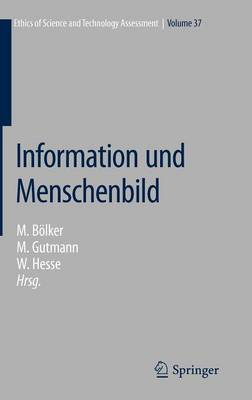 Information Und Menschenbild (Hardback)