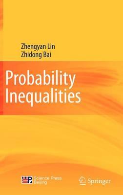 Probability Inequalities (Hardback)