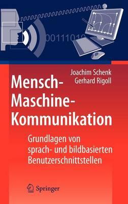 Mensch-Maschine-Kommunikation (Hardback)