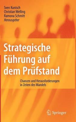 Strategische Fuhrung Auf Dem Prufstand (Hardback)