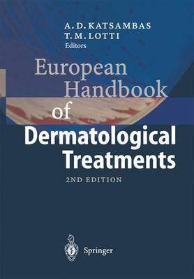 European Handbook of Dermatological Treatments (Paperback)
