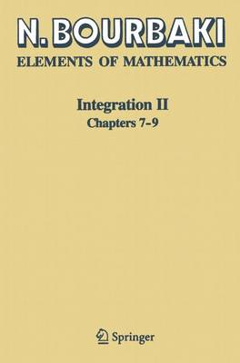 Integration II: Chapters 7-9 (Paperback)