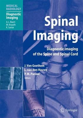 Spinal Imaging - Medical Radiology / Diagnostic Imaging (Paperback)