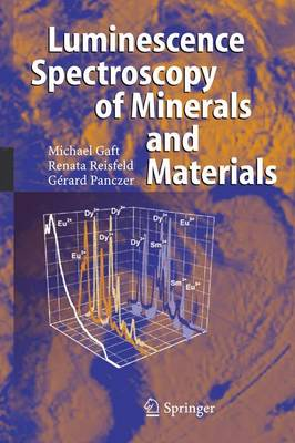 Modern Luminescence Spectroscopy of Minerals and Materials (Paperback)