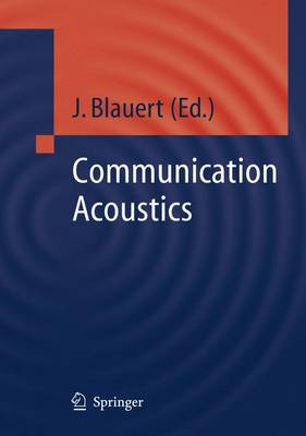 Communication Acoustics (Paperback)