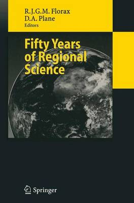 Fifty Years of Regional Science - Advances in Spatial Science (Paperback)