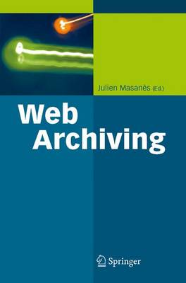 Web Archiving (Paperback)