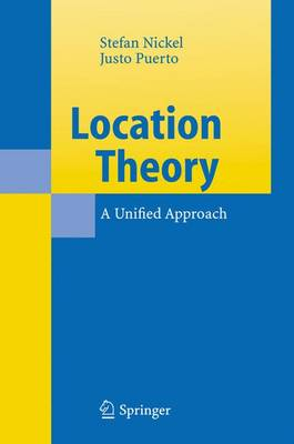 Location Theory: A Unified Approach (Paperback)