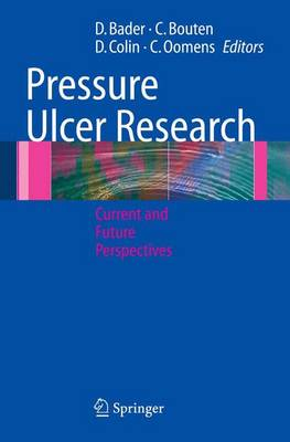 Pressure Ulcer Research: Current and Future Perspectives (Paperback)