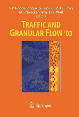 Traffic and Granular Flow ' 03 (Paperback)