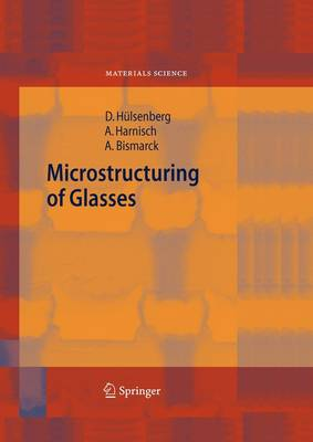 Microstructuring of Glasses - Springer Series in Materials Science 87 (Paperback)