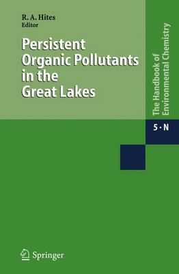 Persistent Organic Pollutants in the Great Lakes - Water Pollution 5 / 5N (Paperback)