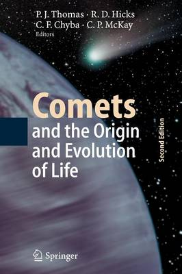 Comets and the Origin and Evolution of Life - Advances in Astrobiology and Biogeophysics (Paperback)