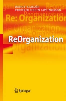 ReOrganization (Paperback)
