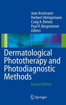Dermatological Phototherapy and Photodiagnostic Methods (Paperback)