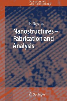 Nanostructures: Fabrication and Analysis - NanoScience and Technology (Paperback)