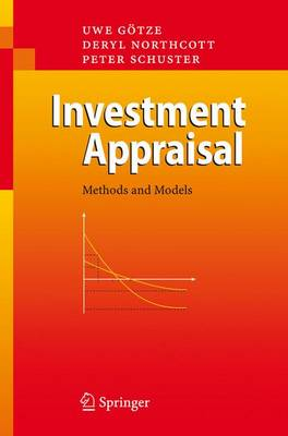 Investment Appraisal: Methods and Models (Paperback)