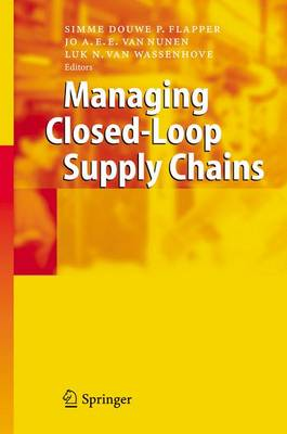 Managing Closed-Loop Supply Chains (Paperback)