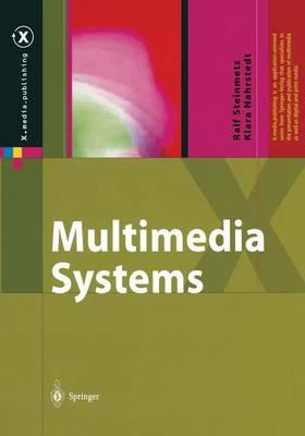 Multimedia Systems - X.media.publishing (Paperback)