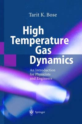 High Temperature Gas Dynamics (Paperback)