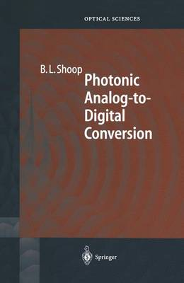 Photonic Analog-to-Digital Conversion - Springer Series in Optical Sciences 81 (Paperback)