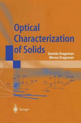 Optical Characterization of Solids (Paperback)