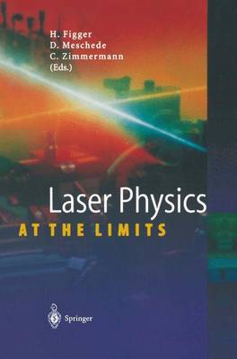 Laser Physics at the Limits (Paperback)