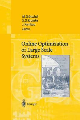 Online Optimization of Large Scale Systems (Paperback)