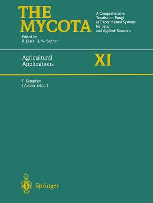 Agricultural Applications - The Mycota 11 (Paperback)