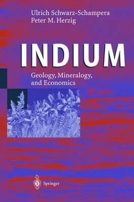 Indium: Geology, Mineralogy, and Economics (Paperback)