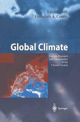 Global Climate: Current Research and Uncertainties in the Climate System (Paperback)