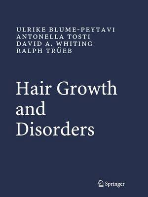 Hair Growth and Disorders (Paperback)