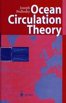 Ocean Circulation Theory (Paperback)