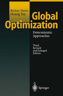 Global Optimization: Deterministic Approaches (Paperback)