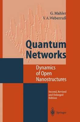 Quantum Networks: Dynamics of Open Nanostructures (Paperback)