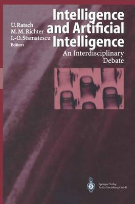 Intelligence and Artificial Intelligence: An Interdisciplinary Debate (Paperback)