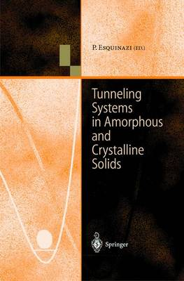 Tunneling Systems in Amorphous and Crystalline Solids (Paperback)