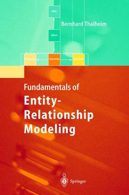 Entity-Relationship Modeling: Foundations of Database Technology (Paperback)