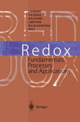 Redox: Fundamentals, Processes and Applications (Paperback)
