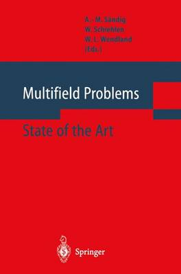 Multifield Problems: State of the Art (Paperback)