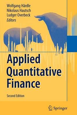 Applied Quantitative Finance (Paperback)