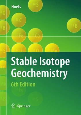Stable Isotope Geochemistry (Paperback)