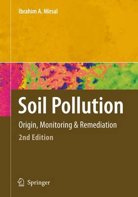 Soil Pollution: Origin, Monitoring & Remediation (Paperback)