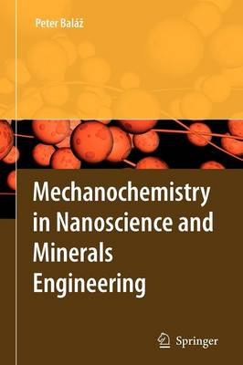 Mechanochemistry in Nanoscience and Minerals Engineering (Paperback)