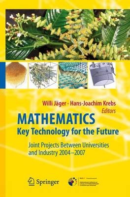 Mathematics - Key Technology for the Future: Joint Projects between Universities and Industry 2004 -2007 (Paperback)