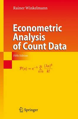 Econometric Analysis of Count Data (Paperback)