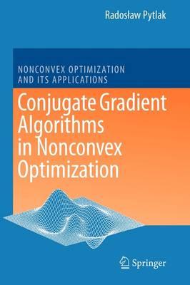 Conjugate Gradient Algorithms in Nonconvex Optimization - Nonconvex Optimization and Its Applications 89 (Paperback)