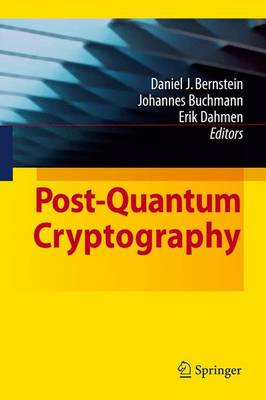 Post-Quantum Cryptography (Paperback)