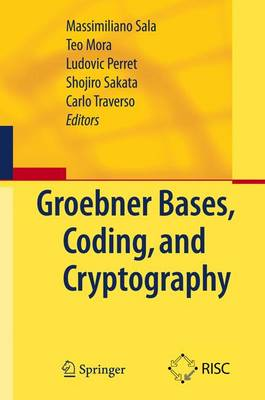Groebner Bases, Coding, and Cryptography (Paperback)