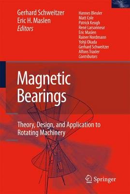 Magnetic Bearings: Theory, Design, and Application to Rotating Machinery (Paperback)